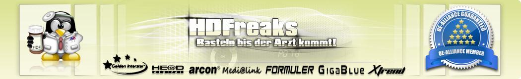 HDFreaks - Basteln bis der Arzt kommt